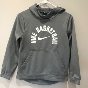 Nike Dri-Fit Basketball Hooded Pullover Size Large